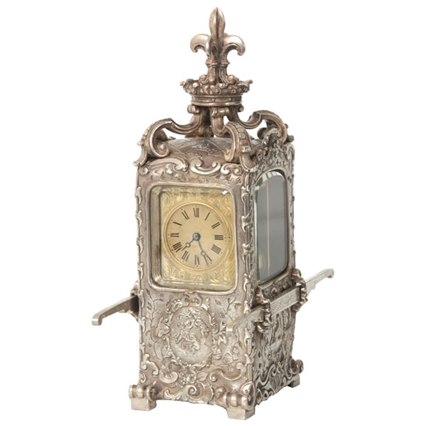 Time to Collect Carriage Clocks