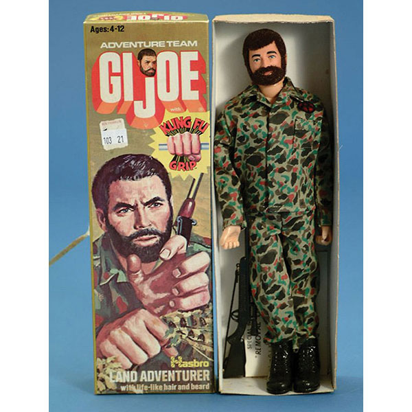 Action Figures and Superheroes