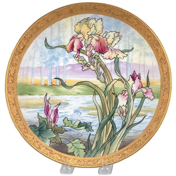 Japanese Porcelain Made for America