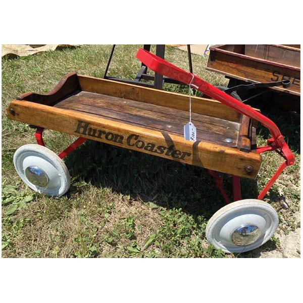 coaster wagon