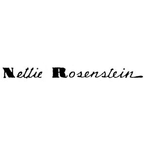 Nettie Rosenstein jewelry mark