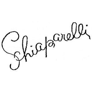 Schiaparelli jewelry mark