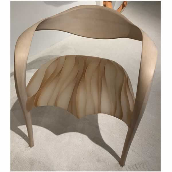 ethereal chair, marc fish