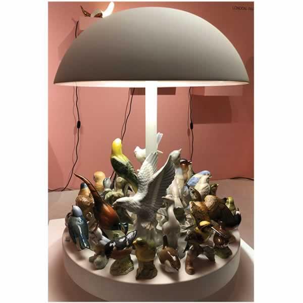 island lamp, stuart haygarth