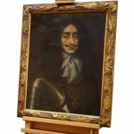 king charles ii old master portrait painting