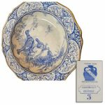 wedgwood plate rustic pattern and mark