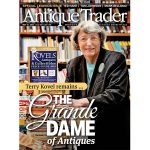 "Terry Kovel Honored in ""Antique Trader"" Magazine: A Lifetime of Antiques and Having Fun"