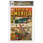captain america number 36 comic book